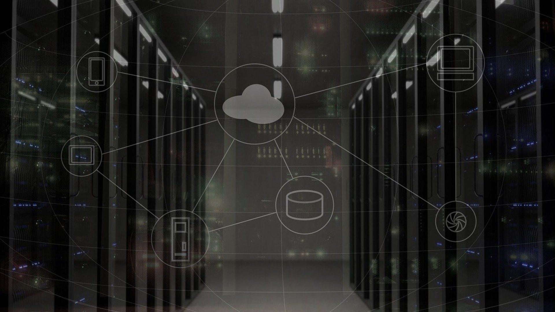 仮想化サーバによる業務支援システムの一元管理